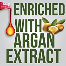 Enriched with Argan Extract