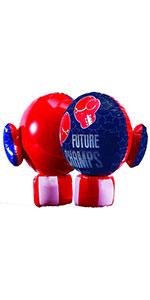 Includes Kids' Boxing G... Franklin Sports Future Champs Kids' Mini Boxing Set