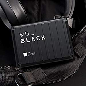 WD BLACK GAME