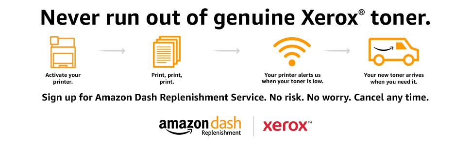Xerox VersaLink B600/DN Amazon Dash Enabled