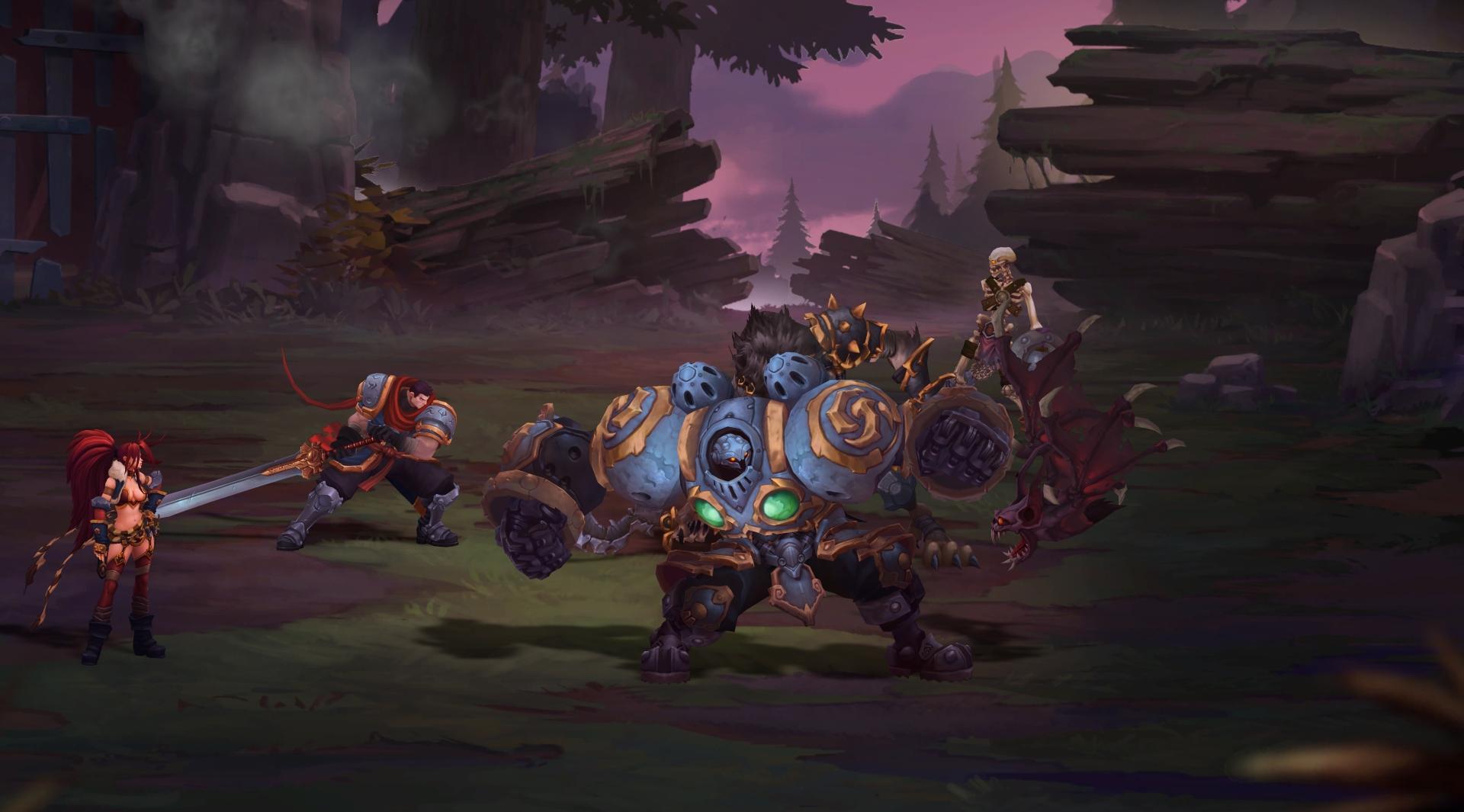 Resultado de imagen para Battle Chasers Nightwar