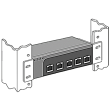 ネットギア ギガ スイッチングハブ PoE PoE+ 8ポート ラックマウント ライフタイム保証 永年保証 永久保証 ファンレス デスクトップ 1000Base-T コンパクト 金属筐体