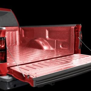 truck bed clear protective film and coating for scratch resistance