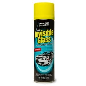 Stoner 91164 Invisible Glass Cleaner 19 Oz Glass Care