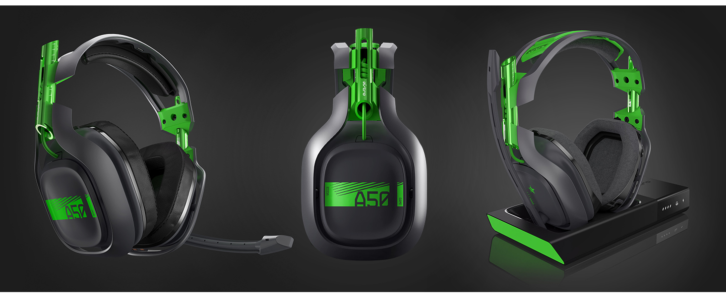 Amazon com: ASTRO Gaming A50 Wireless Dolby Gaming Headset