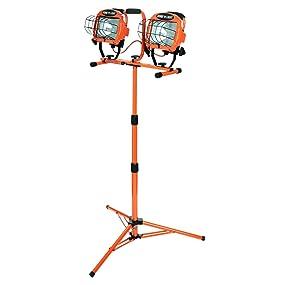 Amazon.com: Worklight tripod1000 W Halog: Home Improvement