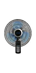 wall-mounted fan, wall fan, figure 8 pattern, indoor gardening fan, home fan, household fan, gym fan