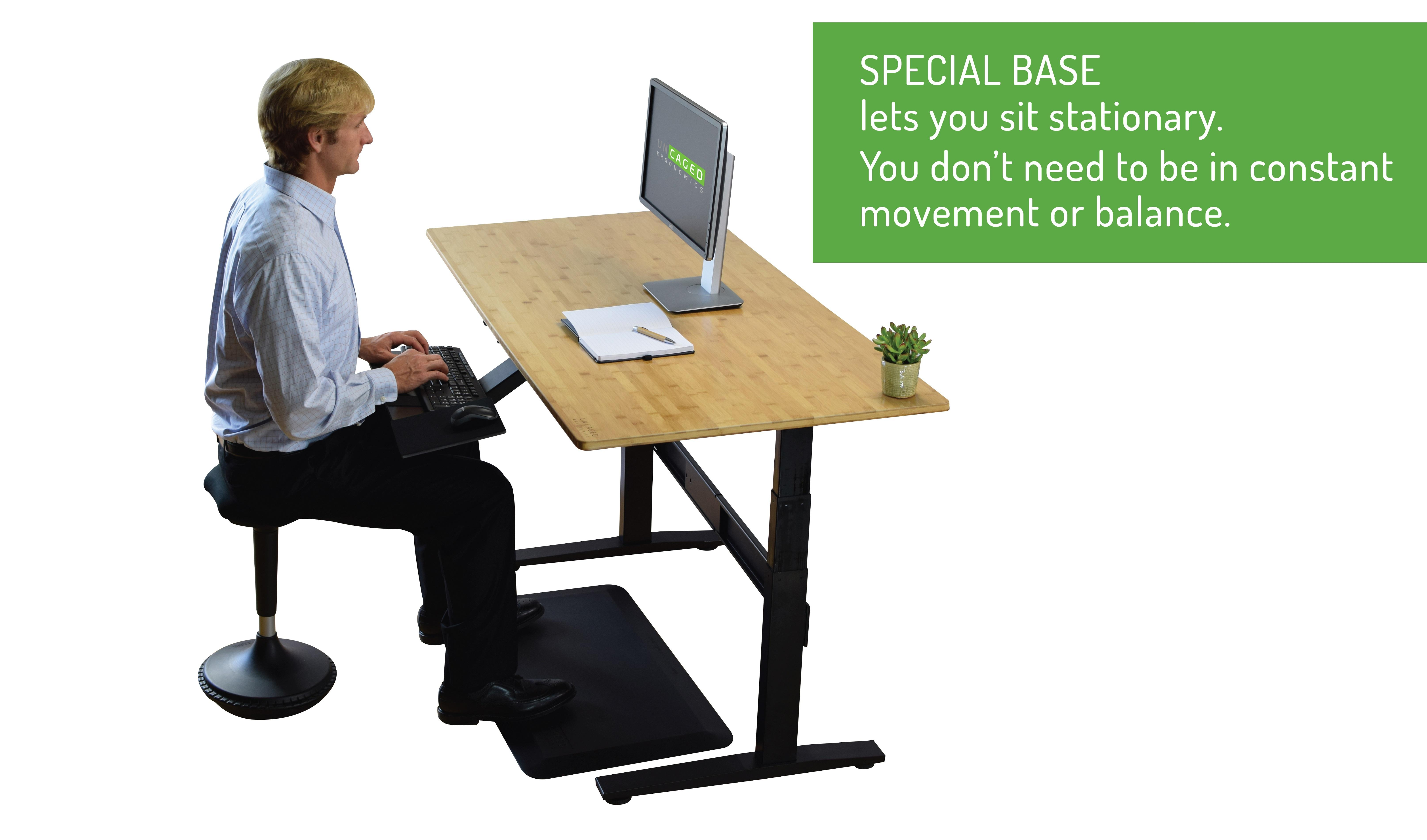 Amazon Com Wobble Stool Standing Desk Chair For Active