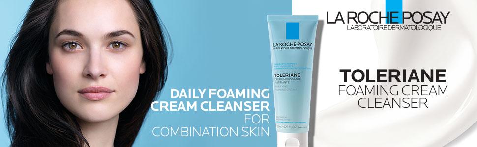 la roche posay; toleriane; facial cleanser; facial moisturizer; cleanser for face; moisturizer