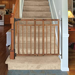 Amazon Com Summer Infant Banister And Stair Gate With