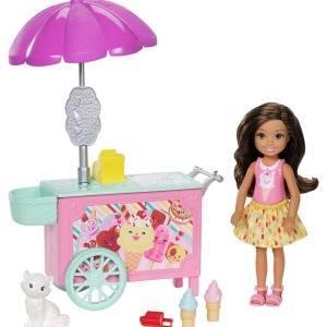 Barbie Carrito de Helado de Chelsea