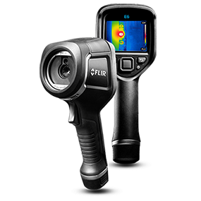 buy e6 infrared camera, e-series thermal cameras, buy flir e6