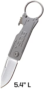 Amazon.com: SOG Money Clip Knife, Ultra C-Ti Mini Pocket ...