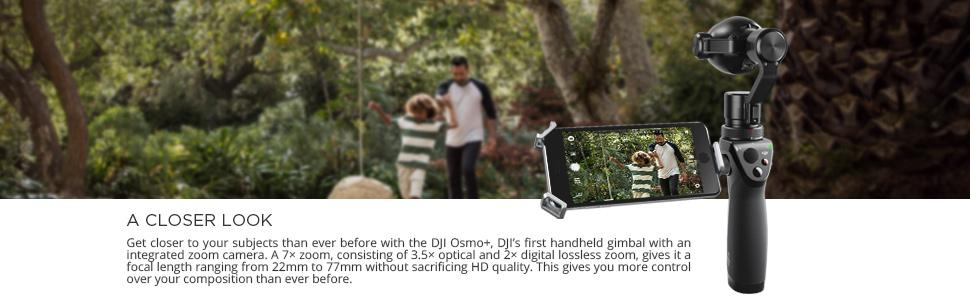 Amazon com : DJI 4K, UHD 3 5x Optical Zoom, 2x Digital Zoom