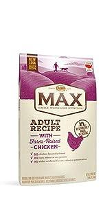 Nutro Max Dry Dog Food, Beagle, Breeds, Miniature, Schnauzer, Bulldog, Yorkie