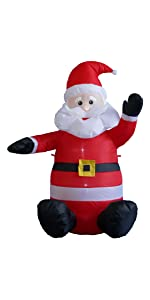 bzb goods christmas inflatables inflatable airblown decor halloween outdoor decoration gemmy blowup