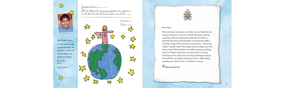 Dear Pope Francis: The Pope Answers Letters from Children