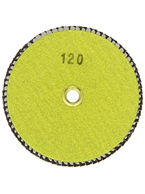 Vibration Free Flap Disc Finishing Supplies Walter Surface Technologies Pack of 10 Abrasive Disc Walter 07Q612 Quick-Step Metal Surface Finishing Flap Disc 120 Grit - 6 in