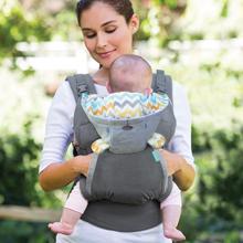 extra plush adjustable straps infantino cuddle up