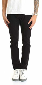 levi's; men's; mens; jeans; 501; tapered; fit; regular; straight; denim; original