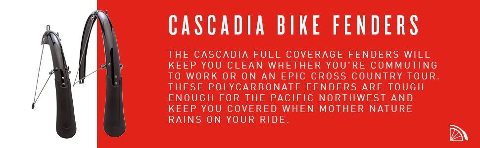 Planet Bike cycling accessories, full coverage bike fenders