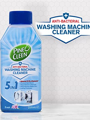 washing machine cleaner; fresh
