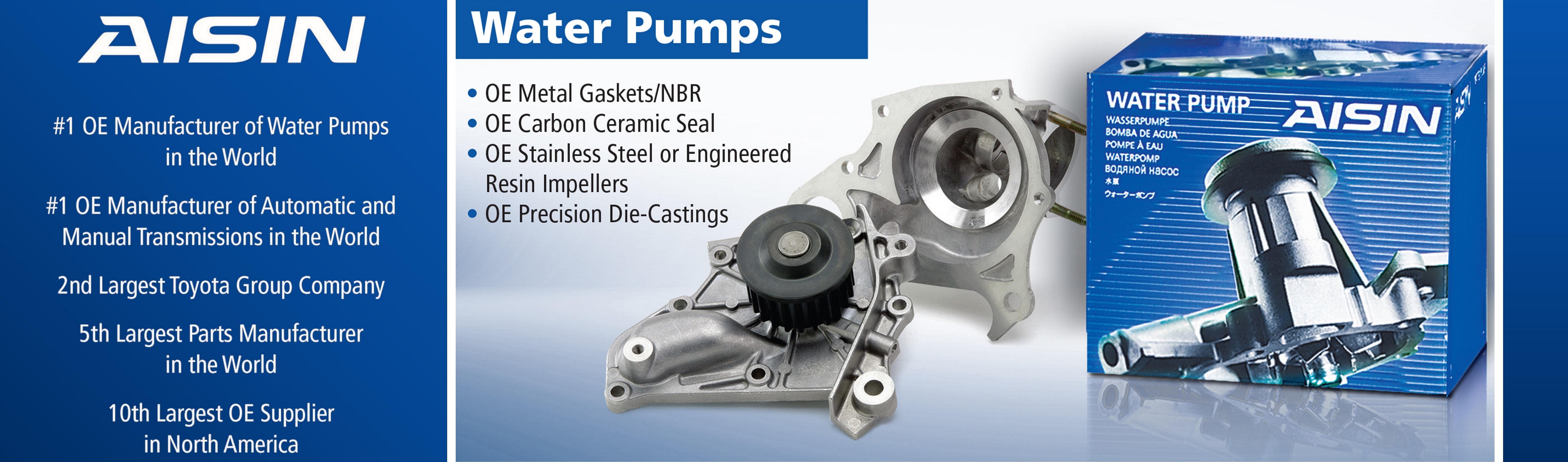 Aisin WPT-007 Engine Water Pump