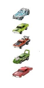 Hot Wheels 10-car pack