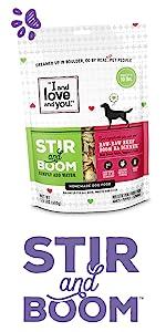 organic dog food i and love and you dog food high protein dog food