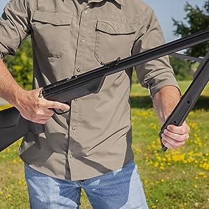 Break Barrel Benjamin Crosman Pellets Air Rifle