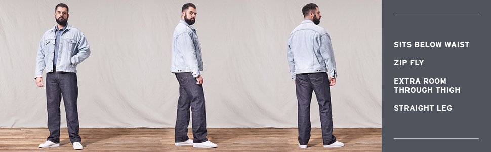 Big & Tall 559 Relaxed Straight Fit