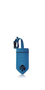 Eagle Creek Reflective Luggage Tag Brilliant Blue