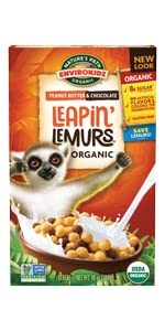 Leapin' Lemurs Cereal