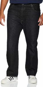 levi's; 501; levis; jeans; original; classic; big; tall; straight; regular