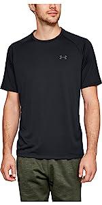 Camiseta de manga corta UA Tech 2.0