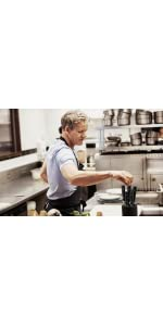 Amazon.com: Royal Doulton Gordon Ramsay 6 Piece Knife Block ...