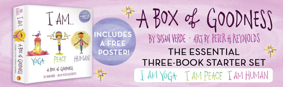 A Box of Goodness by Susan Verde and Peter H. Reynolds