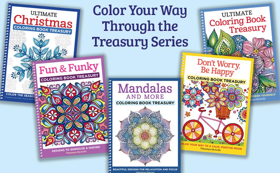 design originals coloring book, designs coloring book, dover coloring, gel pens coloring book spiral