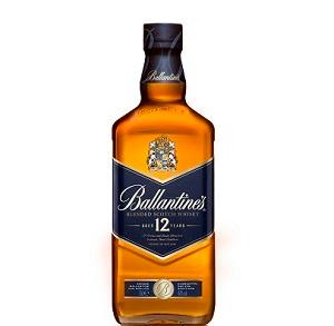Ballantines Finest Whisky Escocés de Mezcla - 700 ml: Amazon.es ...