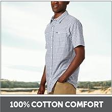 100% Cotton Comfort