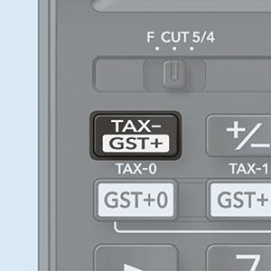 Tax-GST+Mode