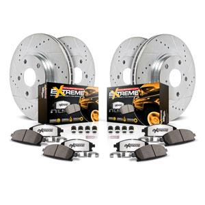 front and rear brake kit, front and rear truck brakes, truck brake kit