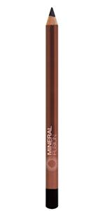 mineral fusion cosmetics, makeup eye pencil eyeliner