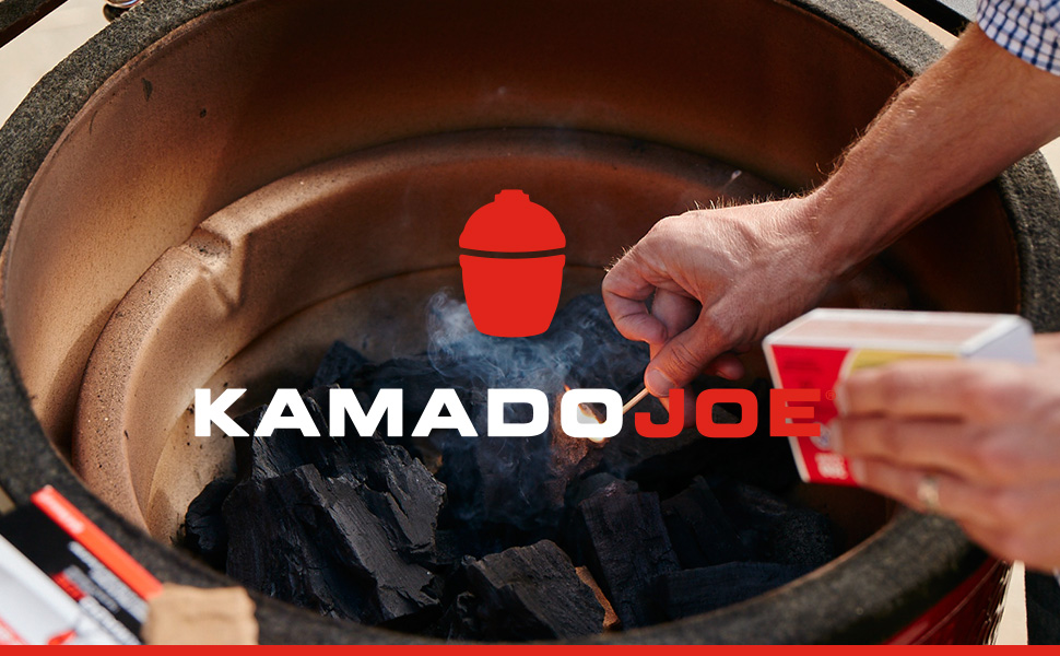 Kamado Joe Fire Starters Header