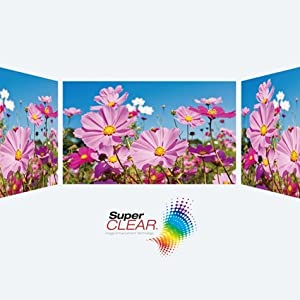 SuperClear: Stunning Colour Performance & Wide-angle Viewing