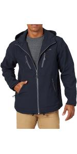 ATG x Wrangler Softshell Hooded Parka Jacket