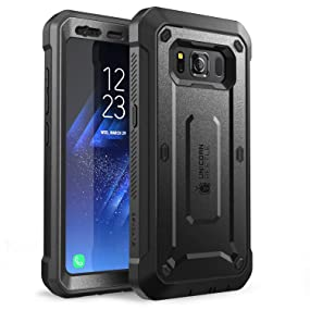 official photos 4ebb1 ce83f SUPCASE Galaxy S8 Active Case, Full-Body Rugged Holster Case with Built-in  Screen Protector for Samsung Galaxy S8 Active, Unicorn Beetle Pro Series,  ...