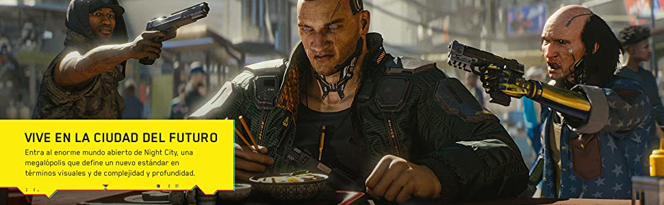 cyberpunk 2077 standard edition ps4
