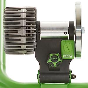 Patented Kinetic Fluid Resistance Unit