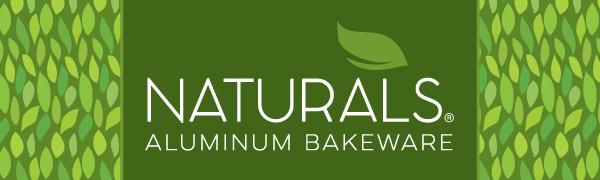 Naturals Aluminum Bakeware